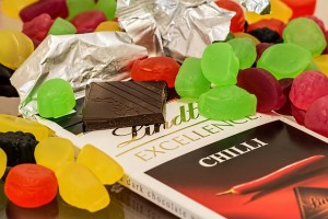 Candies and chocolates are the best end products of sugar. (Image Courtesy: Pixabay)